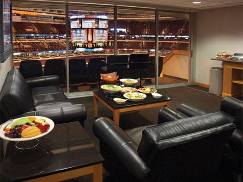 Licensed Executive Suites United Center