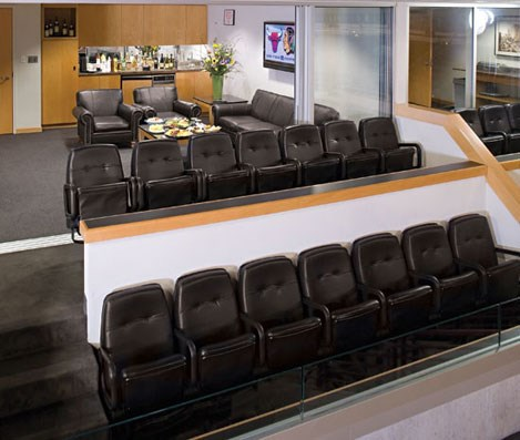 Day Of Event Rental Suites Premium Seating Services