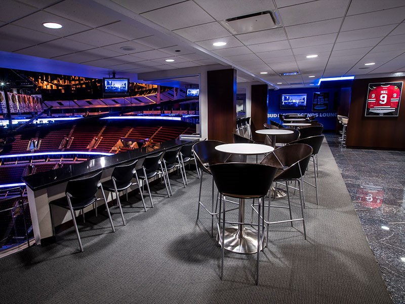 Day of event rental suites premium seating options - Parking garages near madison square garden ...