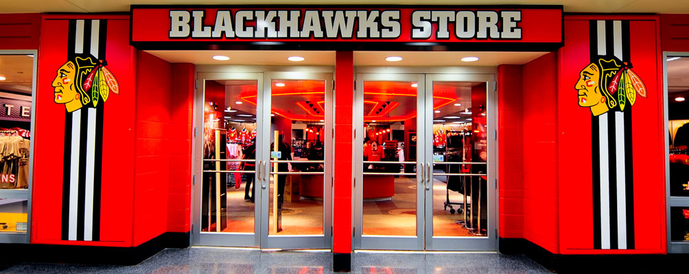 Chicago blackhawks doors open door design ideas for Door 84 youth centre york