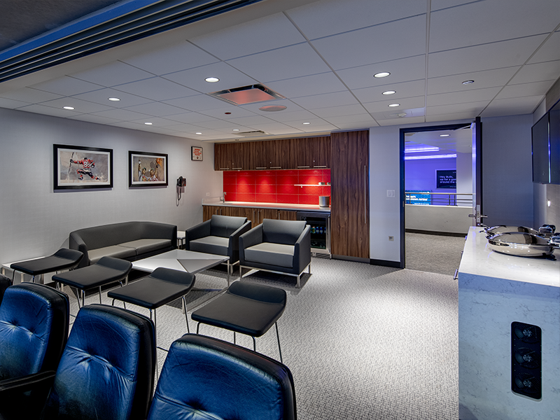 Day-of-Event Rental Suites - Premium Seating Options