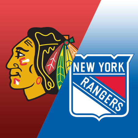 Blackhawks rangers